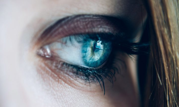 OUR EYES ARE PROJECTORS, NOT RECEIVERS